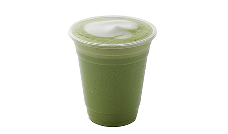 Green Tea Latte (Hot/Iced)